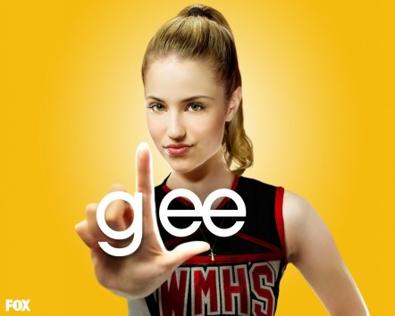 Dianna Agron In Glee Movies