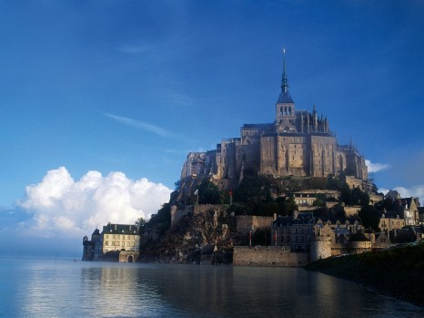 Ad Aa Aa Mont Saint Michel Normandy Stock Gbh Alamy Movies