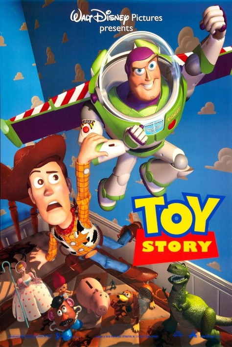 Toy Story Ver Xlg Movies