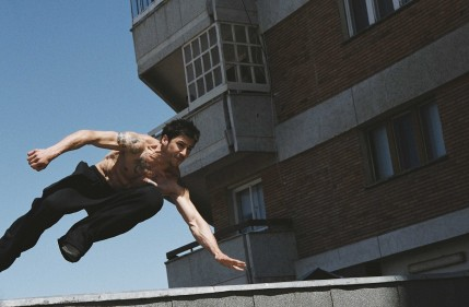 David Belle Can Move