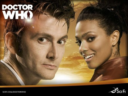 David Tennant In Doctor Who Tv Series Wallpaper Tv