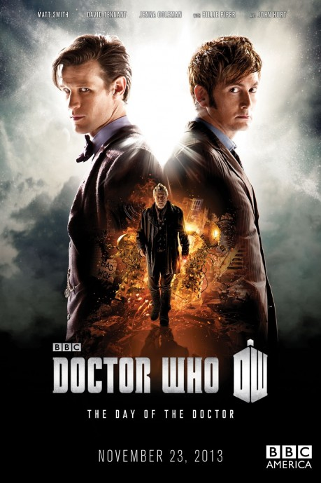 Doctor Who Poster Art