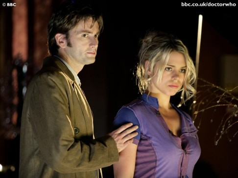 Doctor Who Rose Doctor Who