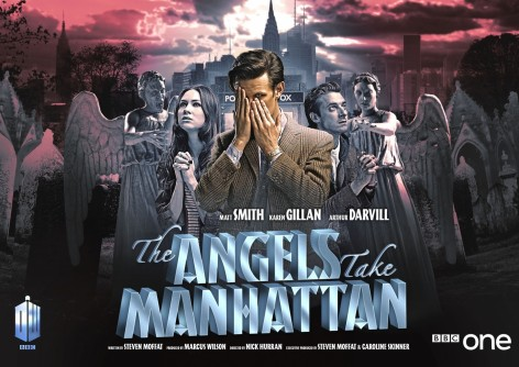 Doctor Who Series Episode The Angels Take Manhattan