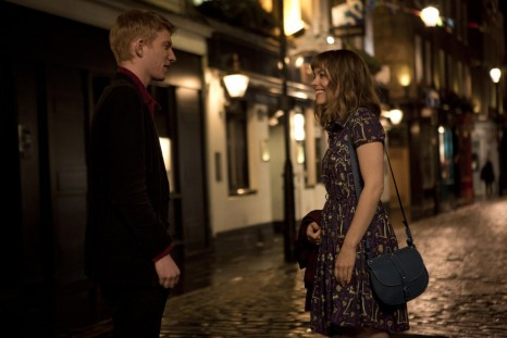 Still Of Rachel Mcadams And Domhnall Gleeson In About Time Large Picture About Time