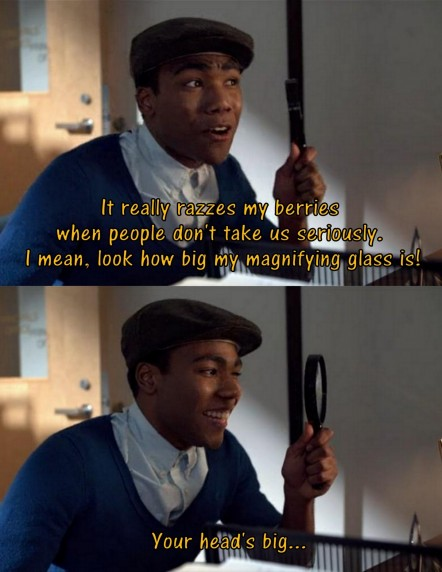 Donald Glover In Mystery Team Donald Glover