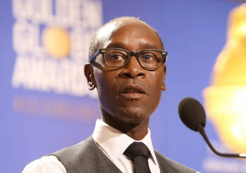 Golden Globe Nominations Dec Don Cheadle