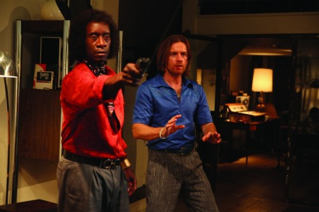 Miles Ahead Don Cheadle Ewan Mcgregor Film Miles Davis Pelyucula Don Cheadle