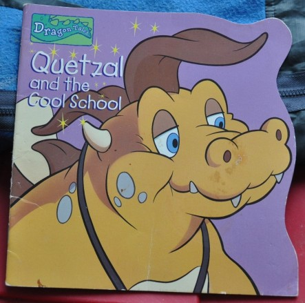 Quetzal And The Cool School Cover