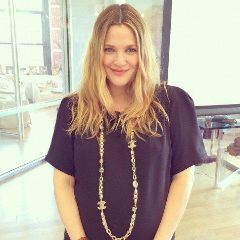Drew Barrymore Favorite Makeup Products Drew Barrymore