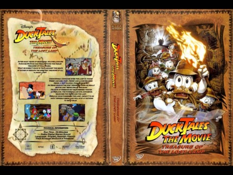 Ducktales The Movie: Treasure Of The Lost Lamp Shared Photo Us