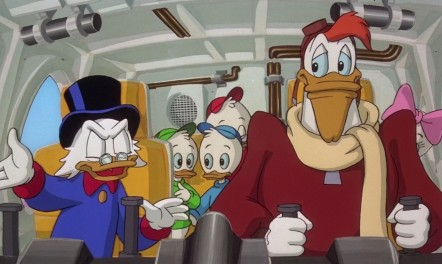 Ducktales The Movie: Treasure Of The Lost Lamp Shared Picture Uk