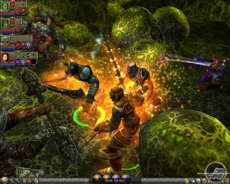 Ds Dungeon Siege Ii Deluxe Edition