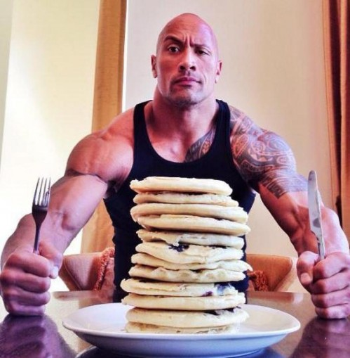 Dwayne Johnson Muscles Wallpaper Dwayne Johnson