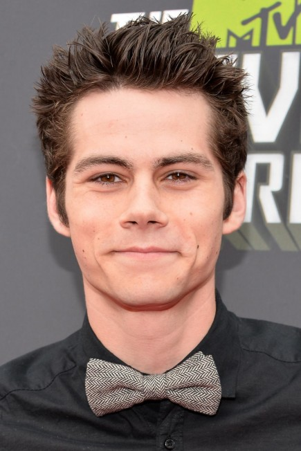 Dylan Brien In Mtv Movie Awards Large Picture Movies