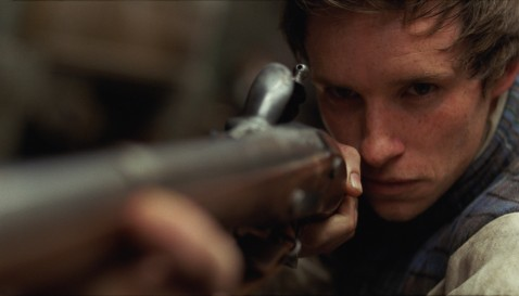Eddie Redmayne Marius Rifle Movies