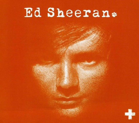 Ed Sheeran Single Cover