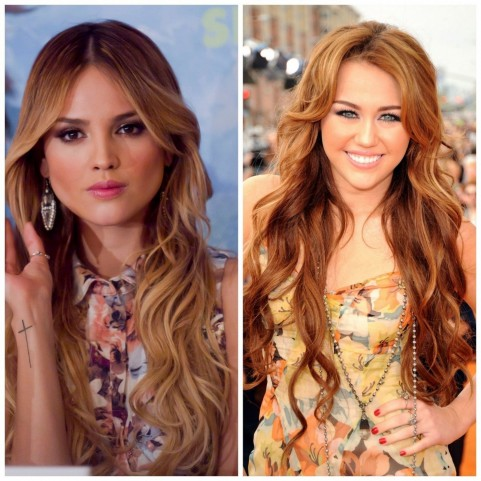 Beauty Eiza Gonzalez Miley Cyrus Hair Main Eiza Gonzalez