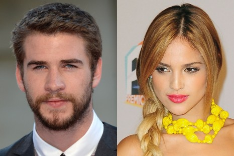 Liam Hemsworth Eiza Gonzalez And Liam Hemsworth