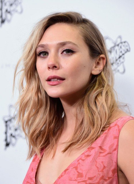 Elizabeth Olsen Stella Mccartney Autumn Presentation In Hollywood Elizabeth Olsen