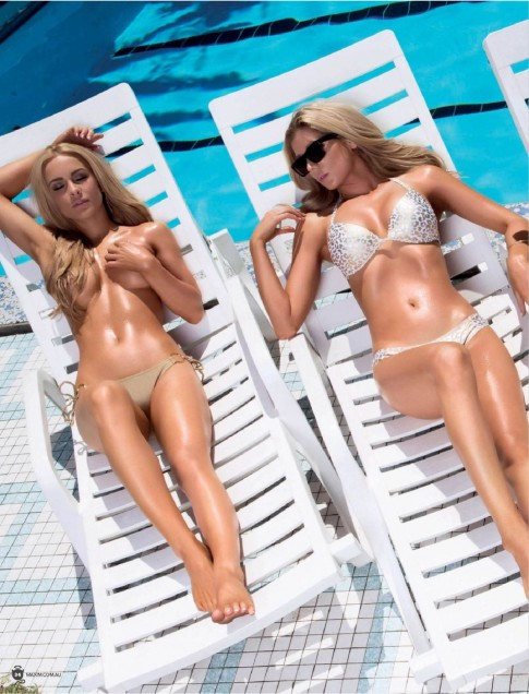 Ellie Gonsalves Renee Somerfield Sheridyn Fisher