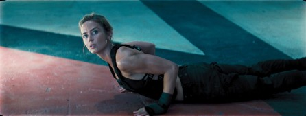 Emily Blunt In Edge Of Tomorrow Could Emily Blunt Play Captain Marvel