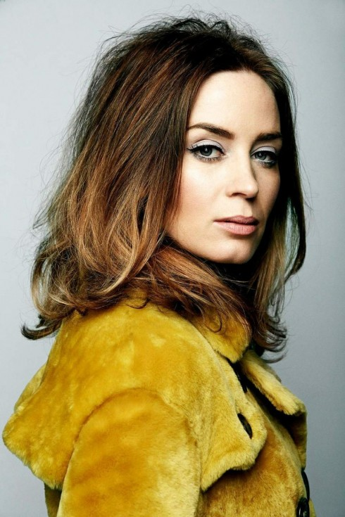 Emily Blunt Photoshoot For The Guardian Emily Blunt