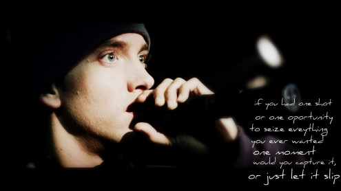 Awesome Eminem Wallpaper