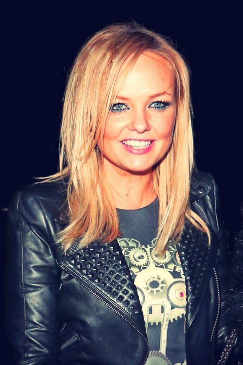 Emma Bunton Attends Damage World Gig Emma Bunton