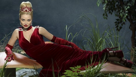 Red Queen Emma Rigby Red Queen