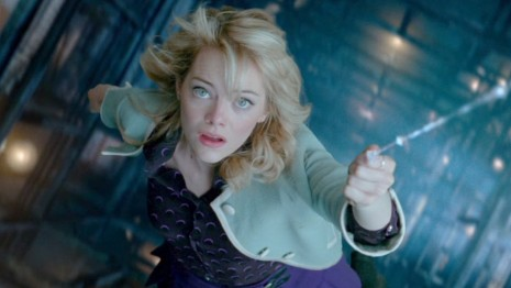Emma Stone The Amazing Spiderman Wallpapers Movies