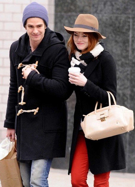 Ems And Andrew Garfield
