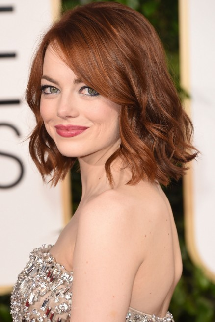 Hbz Best Hair Colors For Spring Red Emma Stone Hair
