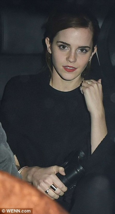 Emma Watson Charles Finch And Chanel Pre Bafta Party In London