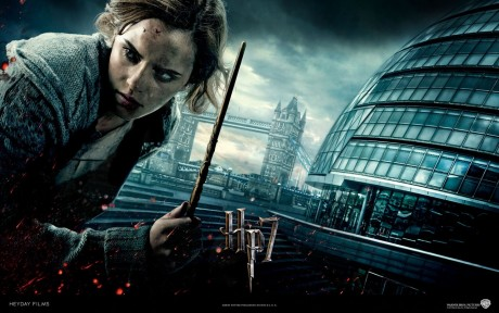 Emma Watson In Harry Potter And The Deat Hallows Part Wallpaper Harry Potter