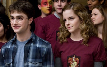 Emma Watson In Harry Potter New Wide Harry Potter