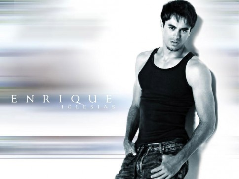 Enrique Biglesias Bwallpapers Wallpaper