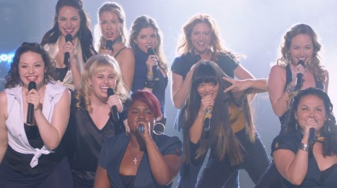 Ester Dean Pitch Perfect Brittany Snow Hairspray
