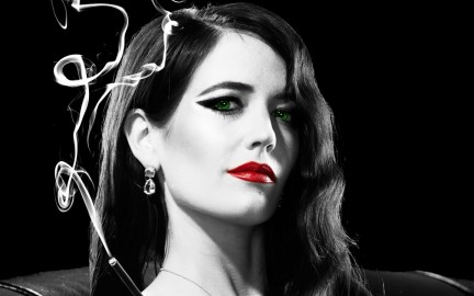 Eva Green In Sin City Movie Eva Green