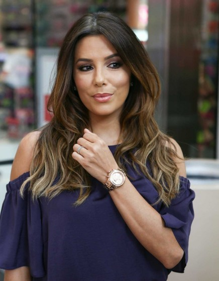 Eva Longoria At The Technomarine Watch Line Promotion In Miami Eva Longoria