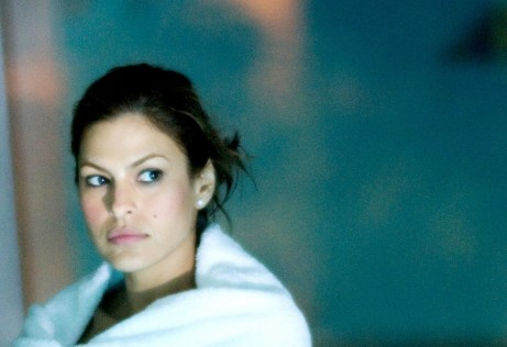 Eva Mendes Last Night No Makeup