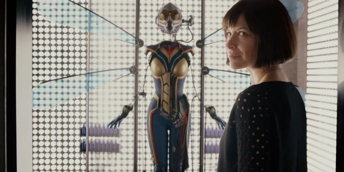 Lan Ape Movies Ant Man Evangeline Lilly Post Credits Scene The Wasp Evangeline Lilly