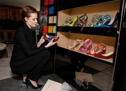 Evan Rachel Wood Most Powerful Stylists Celebration Evan Rachel Wood