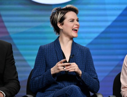 Evan Rachel Wood Westworld Panel At The Tca Summer Press Tour In Los Angeles Evan Rachel Wood