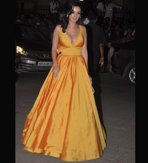 Evelyn Sharma Filmfare Awards Instagram