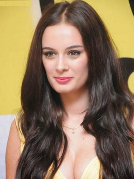 Evelyn Sharma Hairstyle Evelyn Sharma