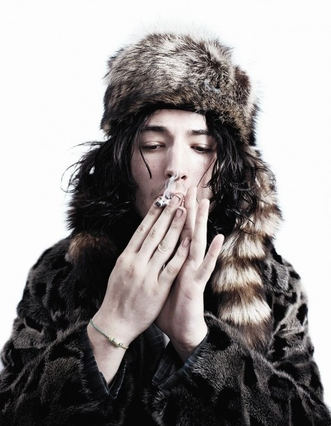 Ezra Miller Another Man