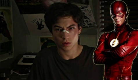 The Flash Ezra Miller Grant Gustin Ezra Miller