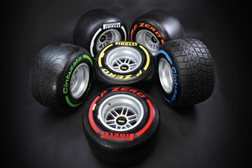 Pirelli Range For St Races Pirelli Pic