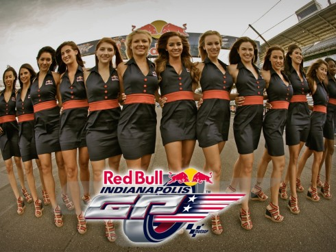Rbigp Grid Girls Motogp Pit Girls